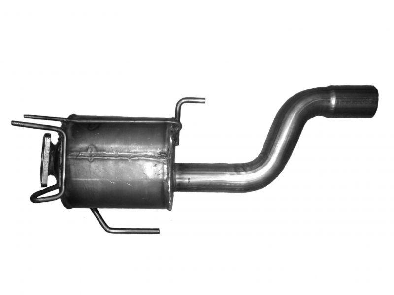 Filtr DPF - JMJ1081