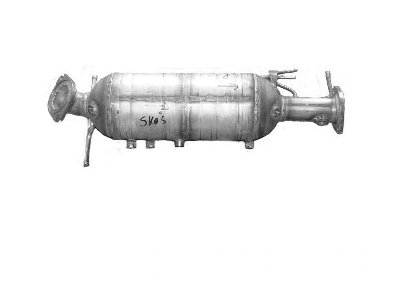 Filtr DPF - JMJ1024